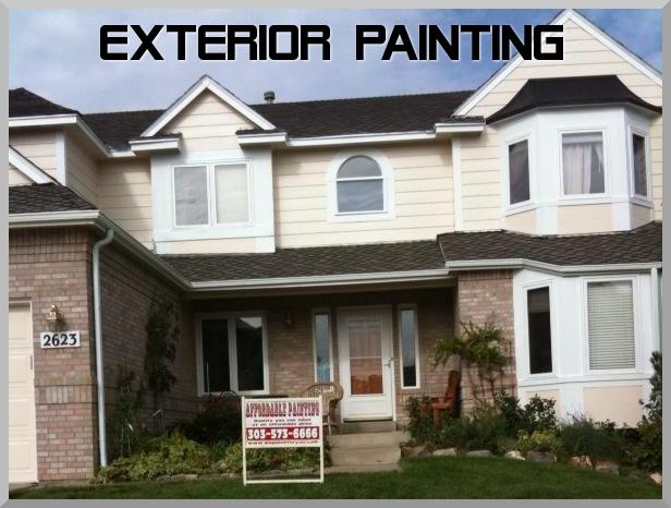 exterior painting denver